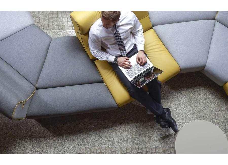 Living Room Swing Bogart European Furniture